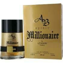 Perfume Millionaire By Lomani 100ml - Original