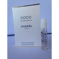 Amostra Chanel Coco Mademoiselle Eau De Toilette 2 Ml Spray