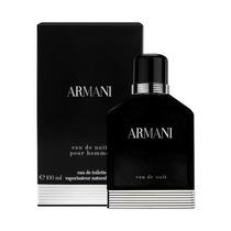 Perfume Masculino Armani Eau De Nuit 100ml Importado Usa