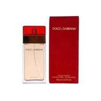 Perfume Dolce Gabbana Tradicional Feminino 100 Ml - Original