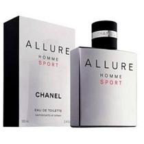 Perfume Allure Homme Sport 100ml Chanel - Original Lacrado