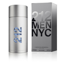 Perfume 212 Mem 100ml Carolina Herreira Original