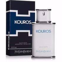 Perfume Kouros Yves Saint Laurent 100 Ml Masculino Lacrado