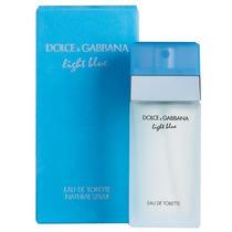 D&g Perfume Dolce Gabbana Light Blue Decant Amostra 2,5ml