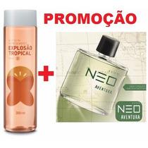 Kit 2 Perfumes Avon Masculino E Feminino. Frete Grátis