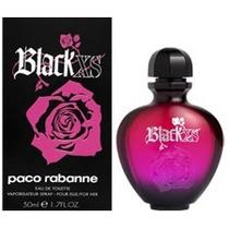 Perfume Paco Rabanne Black Xs Feminino Edt 30 Ml