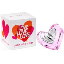 Love Love Love Feminino Edt. 80 Ml Agatha Ruiz De La Prada