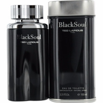 Perfume Ted Lapidus Black Soul Edt Masculino 100ml