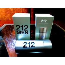 Perfume 212 Men Carolina Herrera 100ml - Frete Grátis