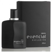 Deo Parfum Essencial Exclusivo Masculino - 100ml Natura