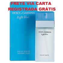 Dolce Gabbana Light Blue Decant Amostra 2,5ml Frete Grátis*
