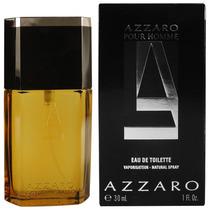 Perfume Azzaro Pour Homme 30ml - Original Lacrado