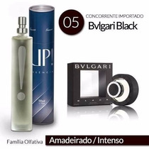 Bulgari Black Perfume Importado Up 05 Original Masculino