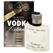 Vodka Extreme 100ml Edt - Paris Elysees !!!