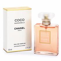 Perfume Feminino Chanel Coco Edp Mademoiselle 100ml Original