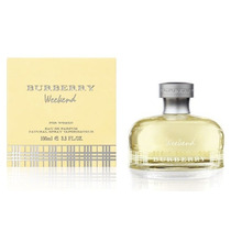 Perfume Burberry Weekend Feminino 100ml Eau De Parfum