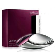 Perfume Euphoria Calvin Klein Feminino 100ml - Original