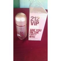 Perfume Carolina Herrera 212 Rose 80ml Original Lacrado