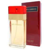Perfume Feminino Dolce Gabbana Vermelho 100ml Edt Original