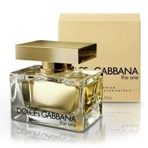 Perfume Feminino Dolce & Gabbana The One Importado Usa
