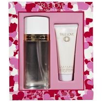 Elizabeth Arden True Love Perfume + Hidratante