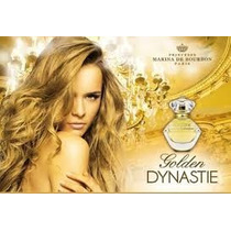 Perfume Dynastie Golden Edp 100ml. Frete Grátis Original