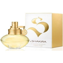 S By Shakira Edt Feminino 80ml Original