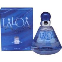 Perfume Laloa Blue Edt Feminino 100ml Via Paris