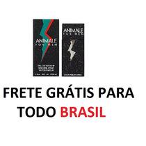 Perfume Animale For Men 100ml Masc. Lacrado Frete Grátis