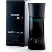 Perfume Armani Code Men 75 Ml - Original E Lacrado!