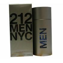 Perfume 212 Men Carolina Herrera 100ml Importado Usa
