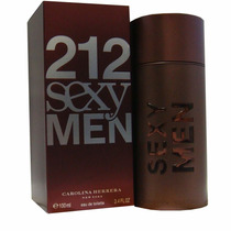Perfume 212 Sexy Men Carolina Herrera 100ml Importado