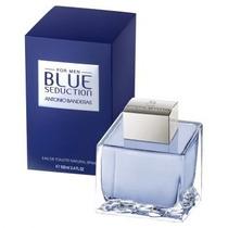 Antonio Banderas Eau De Toilette Blue Seduction 100ml