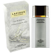 Perfume Ted Lapidus Pour Homme Edt 100ml- Importado Original