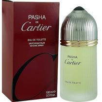 Perfume Pasha De Cartier Eau De Toilette 100ml