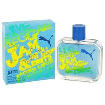 Perfume Puma Jam Man 90 Ml - Original