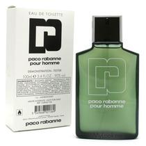Perfume Paco Rabanne Pour Homme Eau Toilette Masculino 100ml
