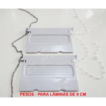 Corrente Inox Ou Pvc P/ Base Da Persiana Vertical Por Metro