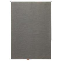 Persiana Rolo Linho Soft Marrom 120x160 Cm Evolux