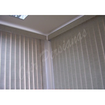 Cortinas Para Sala Persiana Vertical Blackout -12x S/juros