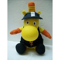 Brinquedo Antigo Multibrink Backyardigans Boneco Tasha