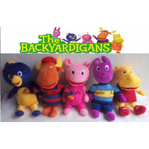 Backyardigans Kit Com 5 Pelúcias
