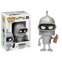 Bender - Futurama Funko Pop Animation Fu-5234
