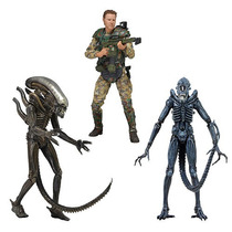 Aliens - Series 2 - Neca - Sergeant Graig Xenomorph Warrior