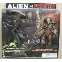 Boneco Colecionável Alien Vs Predador