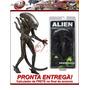 *cnaf* Aliens Série 2: Xenomorph Alien 1979 (lacrado) Neca