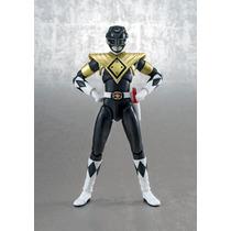 Bandai - S.h.figuarts - Power Ranger Black Armor Ranger Sdcc