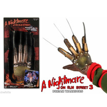 Luva Do Freddy Krueger - Oficial - Neca Toys