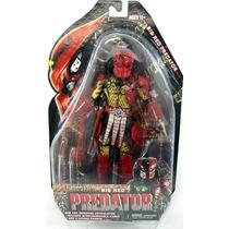 Predator Série 7: Predador Big Red - Neca Toys
