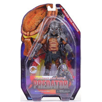 Predator Série 13: Cracked Tusk Predador - Neca Toys